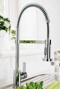 Spiral Kitchen Mixer Tap - £39.99 at Aldi from Thurs 5th + free delivery