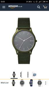 Skagen Jorn SKW6425  Men's Watch - £57.58 @ Amazon