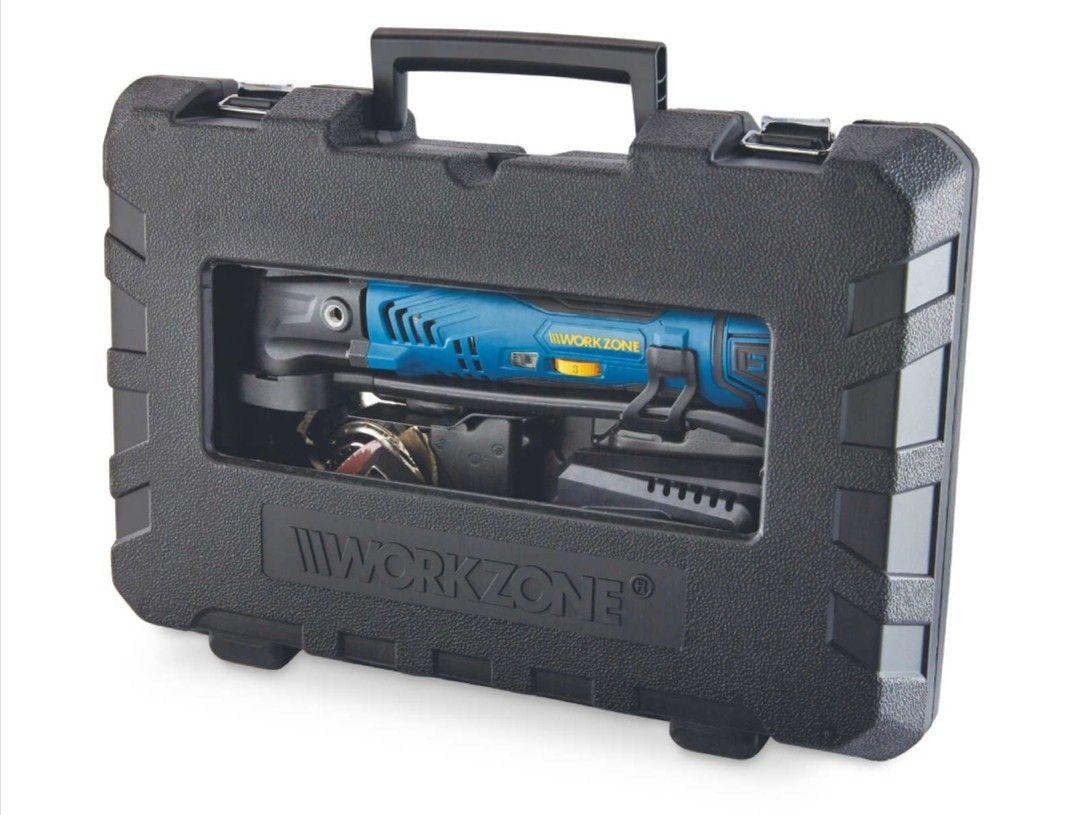 Workzone 12V Multifunction Tool - £29.99 Delivered @ ALDI