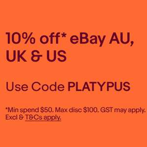 10% off almost everything UK eBay using AU discount e.g. Nintendo Classic Mini NES £44.86 /  Xbox X Console £355.49 (see post)
