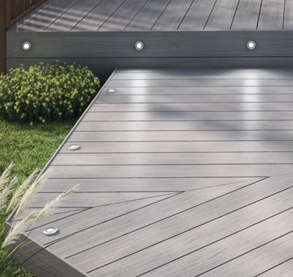 Eva-Last Composite Deck Board Black OR Grey £8 per board @ Wickes (20mm x 140mm x 1.83m)
