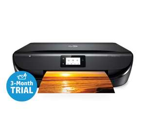 HP ENVY 5020 Wireless All in One Printer £39 -10% Off with Code AND 3 months free ink @ Currys