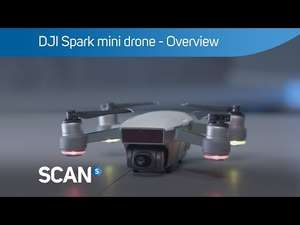 Dji spark refurbished alpine white £229.99 delivered @ Scan