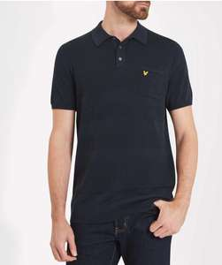 L&S Polo Shirt was £70 now 60% off £28 / £31.95 delivered