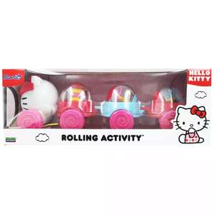 Hello Kitty Rolling Activity £5 @ The works