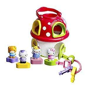 Hello Kitty Sort and Take Playset £7 @ The Works