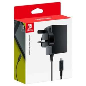 ***NEW*** Nintendo Switch UK AC Adapter £17.59 @  musicMagpie, (after 20% discount, price before discount £21.99)