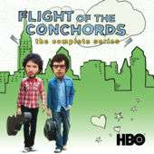 Flight of the Conchords complete series (inc HBO special) digital download £9.99 @ iTunes