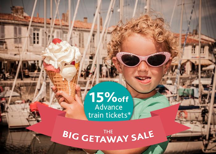 15% off CrossCountry Advance train tickets 22/7-2/9 CHOO CHOO!