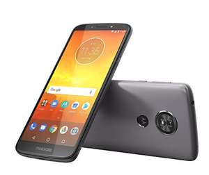 Moto E5 sim free £119 @ Amazon - Android 8 oreo -now in stock 2gb 4000mah fast charge