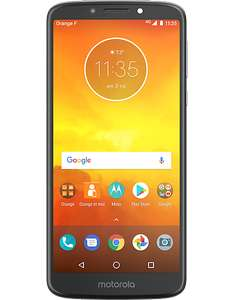 Moto E5 sim free £99 plus £10 top up @CPW