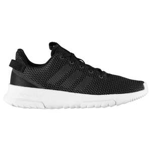 Adidas Cloudfoam Racer Mens Trainers black and white £32 + £4.99 delivery, 4% quidco (£-1.28), (get £5 direct sports voucher for order and collect) @ Sports Direct