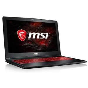 MSI Gaming Laptop GTX1060,  i5 7300HQ Processor £829.97 at Laptops Direct