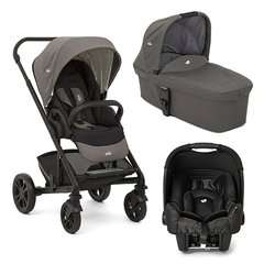 Joie Chrome Foggy Travel System, Carrycot & Car Seat was £370 now £239.98 @ Smyth Toys