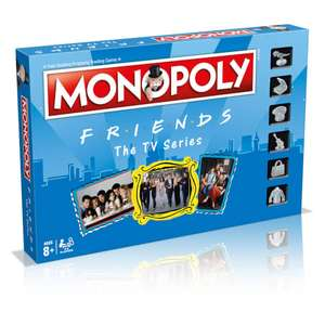10% off Monopoly Friends Edition with Code @ The Hut