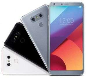 Refurb - excellent - LG G6 LG-H870 32GB Android Mobile Smartphone Astro Black Unlocked £229.99 @ XS items / Ebay