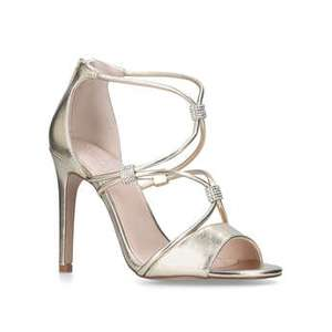 Shoeaholics Sale - Extra 40% off All Heels eg Carvela Lock was £79 now £13.20 - Ends Midday