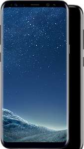 Samsung Galaxy S8 64GB Black on o2 - 1000 Mins, Unltd Texts, 3GB Data on 24 month contract £23PM  / S9 £36PM w/ 30GB Data (IN OP) @ Mobile Phones Direct