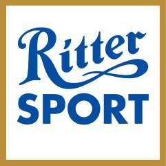 Ritter Sport Chocolate 100g 79p or £1.50 for 2 at Home Bargains