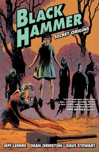 Comixology - Black Hammer Volumes 1 & 2 digital collected editions £1.25 each with code DH50.