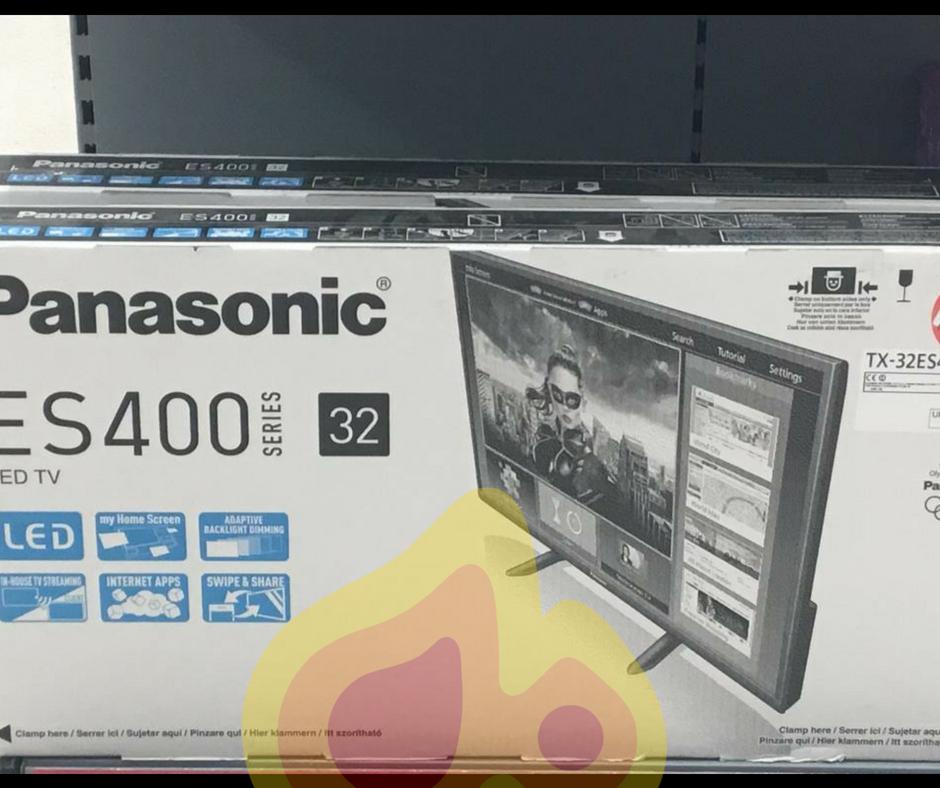 "Panasonic TX-32ES400B es400 32"" LED TV - £144 instore @ ASDA"