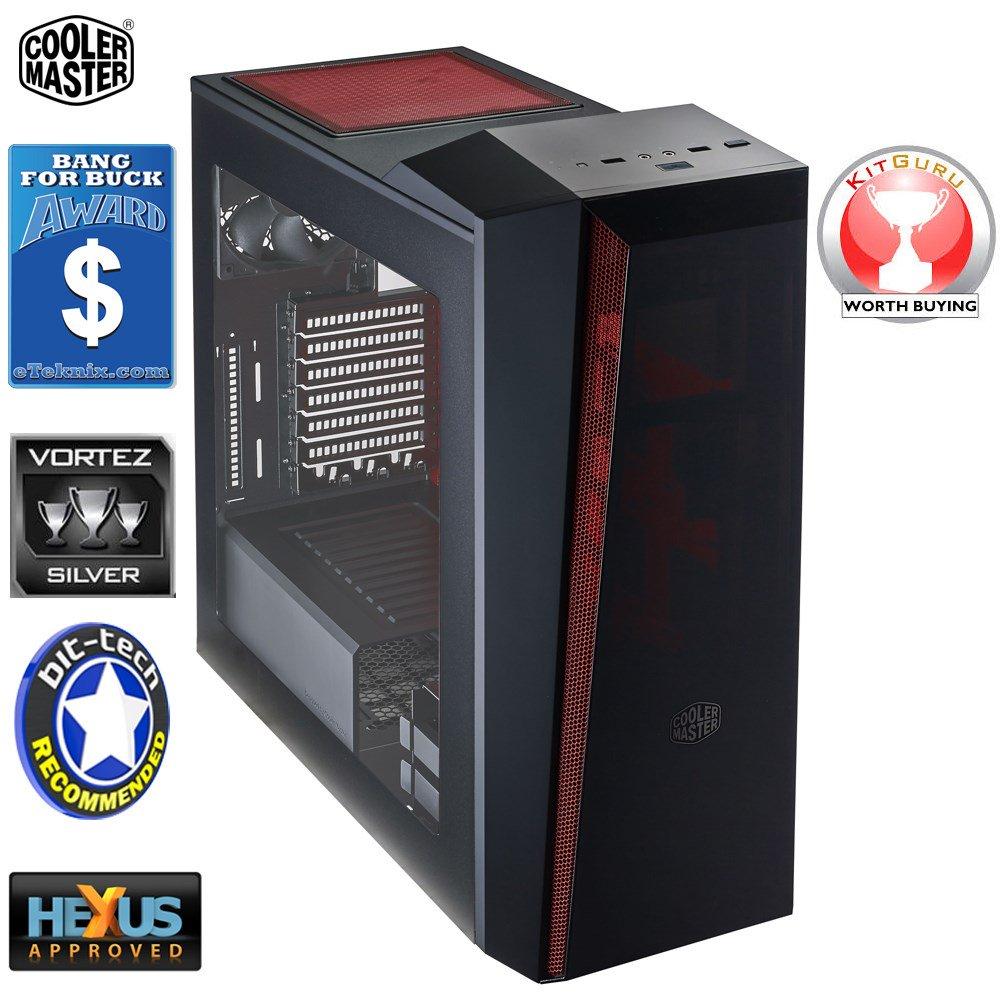 Cooler Master MasterBox 5t Midi Tower Black Case - £43.94 Delivered @ CCL Online