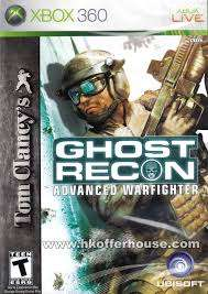 Ghost Recon Advanced Warfighter (GRAW) now XBone BC - 50p in store / £2 delivered @ CEX