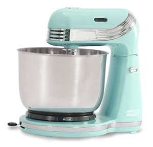 Dash Everyday Stand Mixer, Aqua £13.54 (Prime) / £18.03 (non Prime) at Amazon