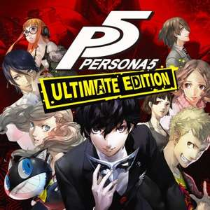 Persona 5 Ultimate Edition PS3 EU £11.99 at PSN (that's PS3!)