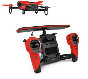 Parrot Bebop Drone with Skycontroller - Assorted Colours now £149.99 C+C @ Argos