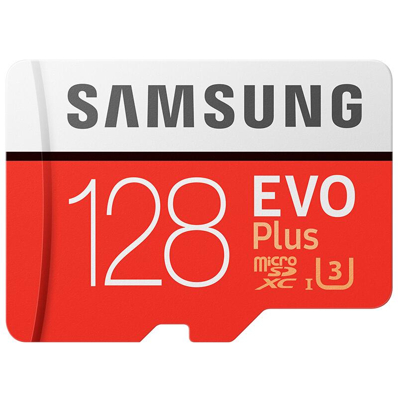 Samsung Evo+ 128GB Micro SDXC U3 Card £21.00 Joybuy