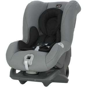 Britax Romer first class plus 0+/1 forward & rear facing car seat in steel grey £74.99 delivered @ Uber Kids