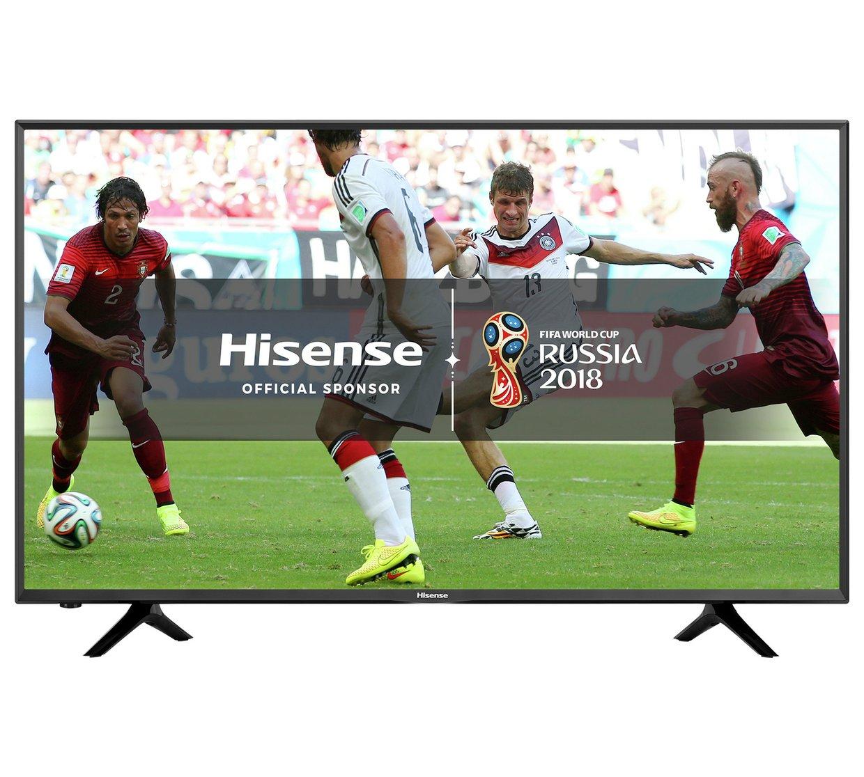 "Argos - Hisense 55"" 4K Ultra HD Smart TV 55N5300 - £399"