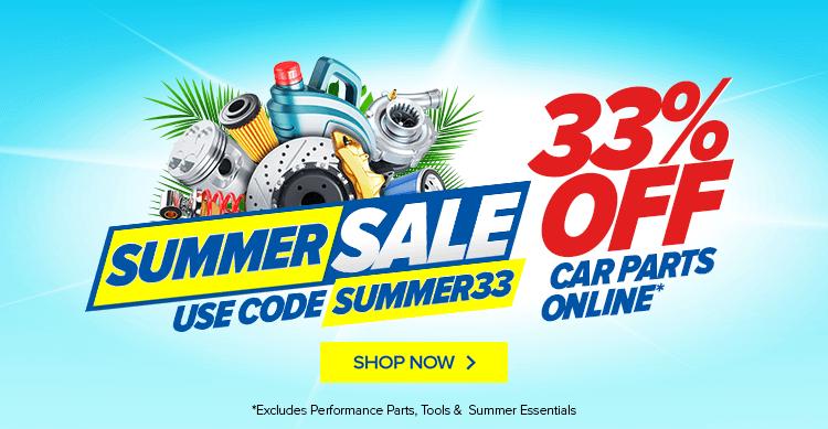 33% Car Parts at Eurocarparts