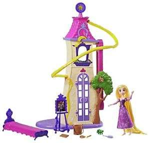Disney Princess Tangled The Series Swinging Locks castle playset £9.99 delivered @ eBay sold by Argos