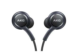 Official Samsung Galaxy S8 / S8+ Handsfree Headphones / Earphones - Tuned by AKG / Harman Kardon - Black  £5.55 @ Sold by I talk online and Fulfilled by Amazon
