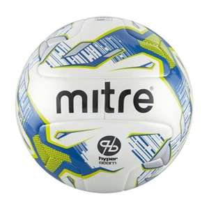Mitre Element Hyperseam FIFA Quality Match Football £12 / £16.99 delivered @ directsoccer.co.uk