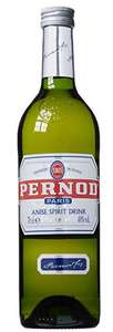 Pernod for less than £16 a bottle £15.90 prime / £20.39 non prime Amazon so great if you have Prime