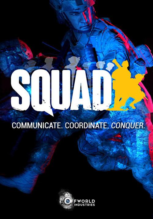 Squad - PC Steam Key £16.99 @ Gamesplanet