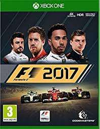 F1 2017 - £9.99 - Online @ Sainsbury's - PS4/Xbox One