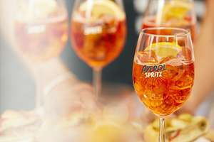 Aperol Spritz 700ml was £15 now £12 and get free Aperol glass worth £5 instore @ Asda
