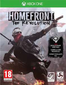 Homefront: The Revolution (Xbox One) £4.85 Delivered @ Shopto