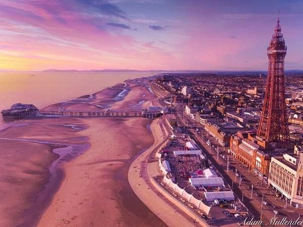 Blackpool Festival 2018 - Weekend Ticket @ £25 - RRP £100 (Skiddle)