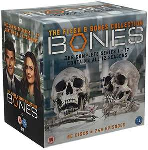 Bones - The Flesh and Bones Collection! £49.99 at Amazon