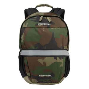 Craghoppers 15L Kiwi Pro Rucksack Backpack Camo - £15 delivered @ OutdoorGB