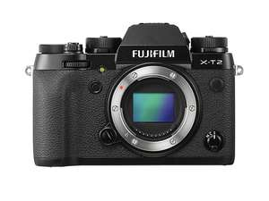 Fujifilm X-T2 Camera Black Body Only 24.3MP 3.0LCD 4K FHD @ Amazon for £873.06