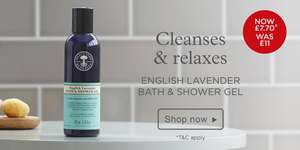 Neal's Yard Summer Sale (Free Delivery for 1st 48 Hours Only)