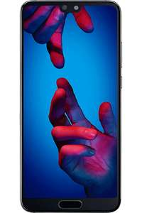 Huawei P20 Black £30 per month no upfront cost (24 month) £720 at Buymobiles