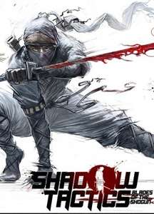 Shadow Tactics: Blades of the Shogun [steam - PC] £6.82 @ instant-gaming.com