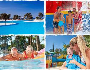 Save up to 50% off 2018 Eurocamp holiday